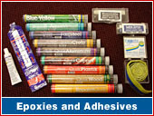 Epoxies and Adhesives